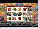 sloturi gratis Captain America CryptoLogic