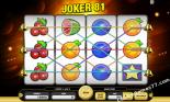 sloturi gratis Joker 81 Kajot Casino